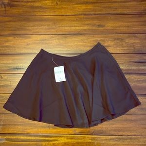 Forever 21 Short Black Skirt NWT Small